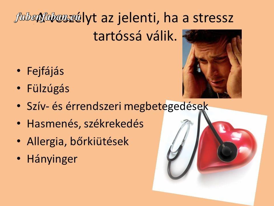 opció stressz