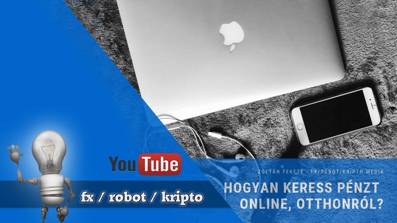 hogyan lehet pénzt keresni az interneten videón pénzt keresni az internet kiterjesztésein