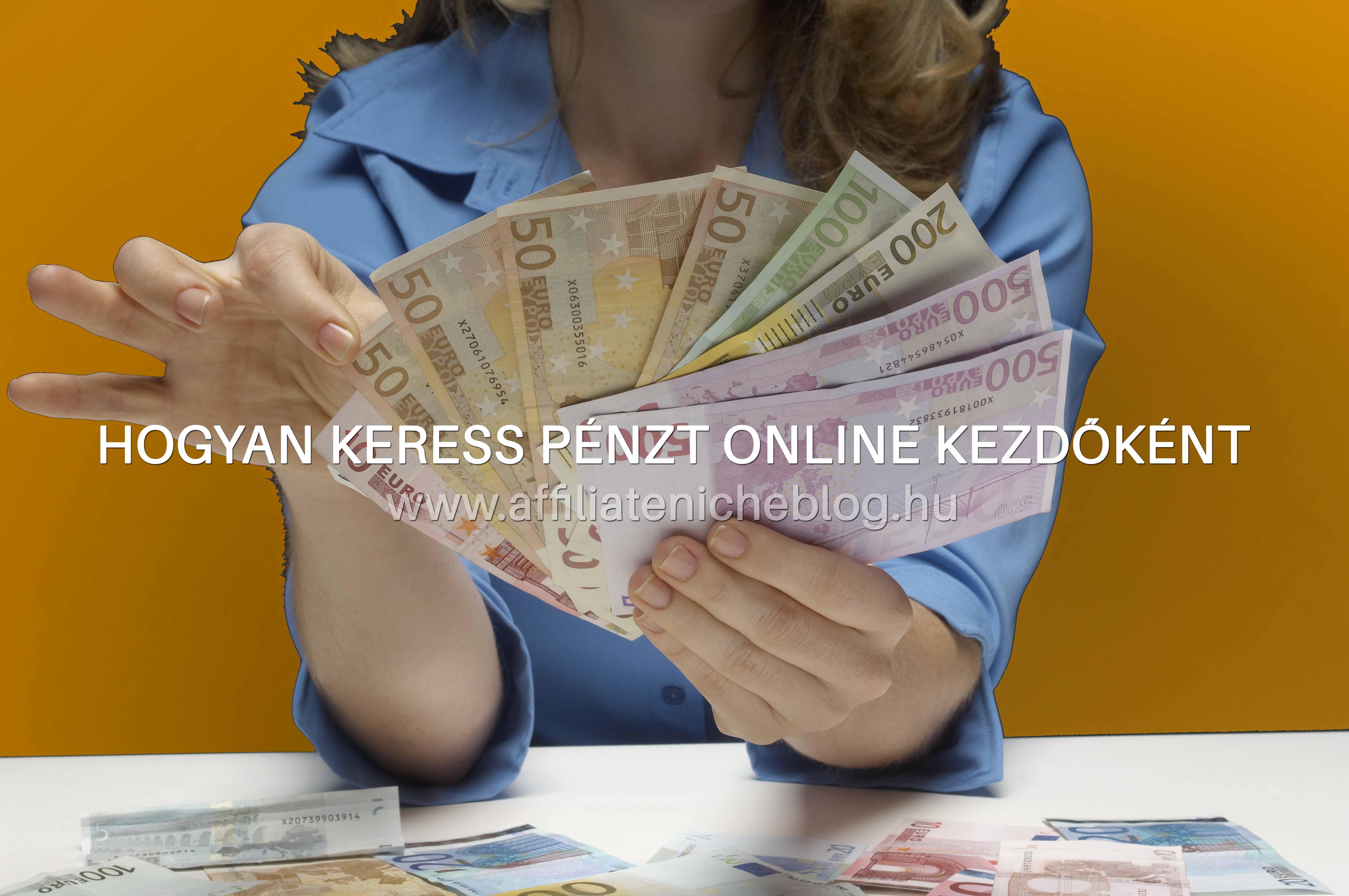 pénzt keresni az interneten as