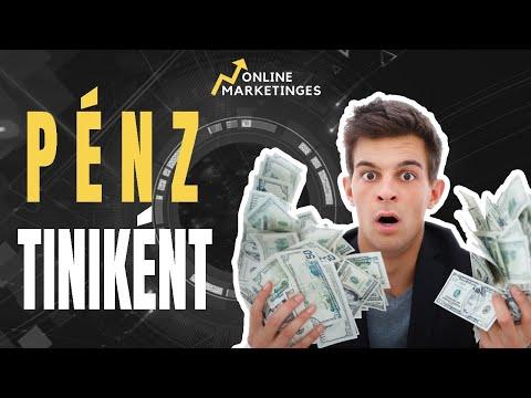 Tech: Öt dolog, amivel tényleg lehet pénzt keresni a neten | magyarosan.hu