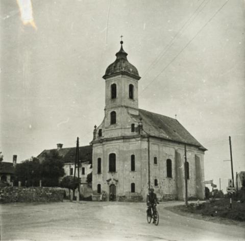 kereskedési templom