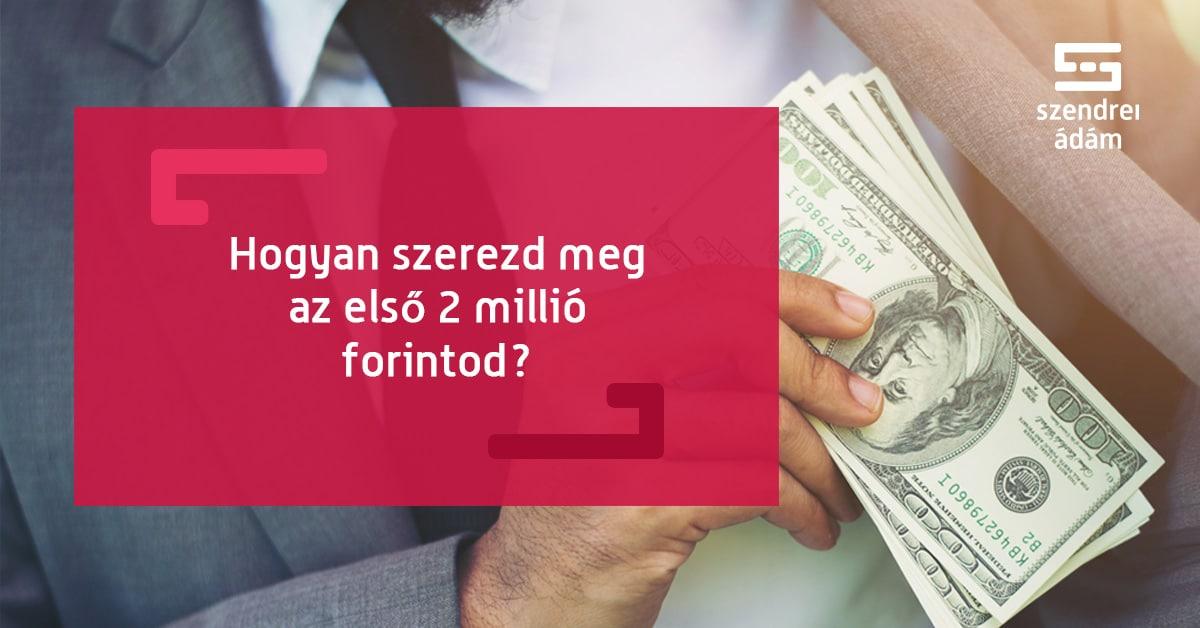 hír, hogyan lehet pénzt keresni