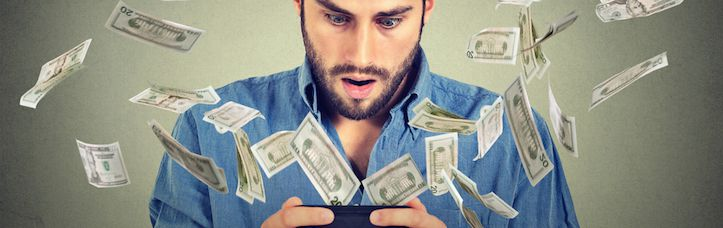 valódi pénzt kell keresnie
