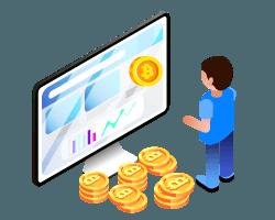 Bitcoin, kitermelés videokártya pénzt az interneten - videó bemutató