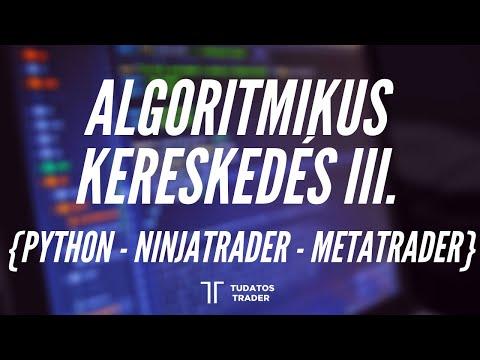 Kereskedési robotok • Forex és kripto • Tesztek és vélemények
