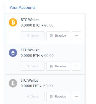 bitcoin-bevételek azonnali kivonással a pénztárcába Irodalom a bináris opciók mutatóiról