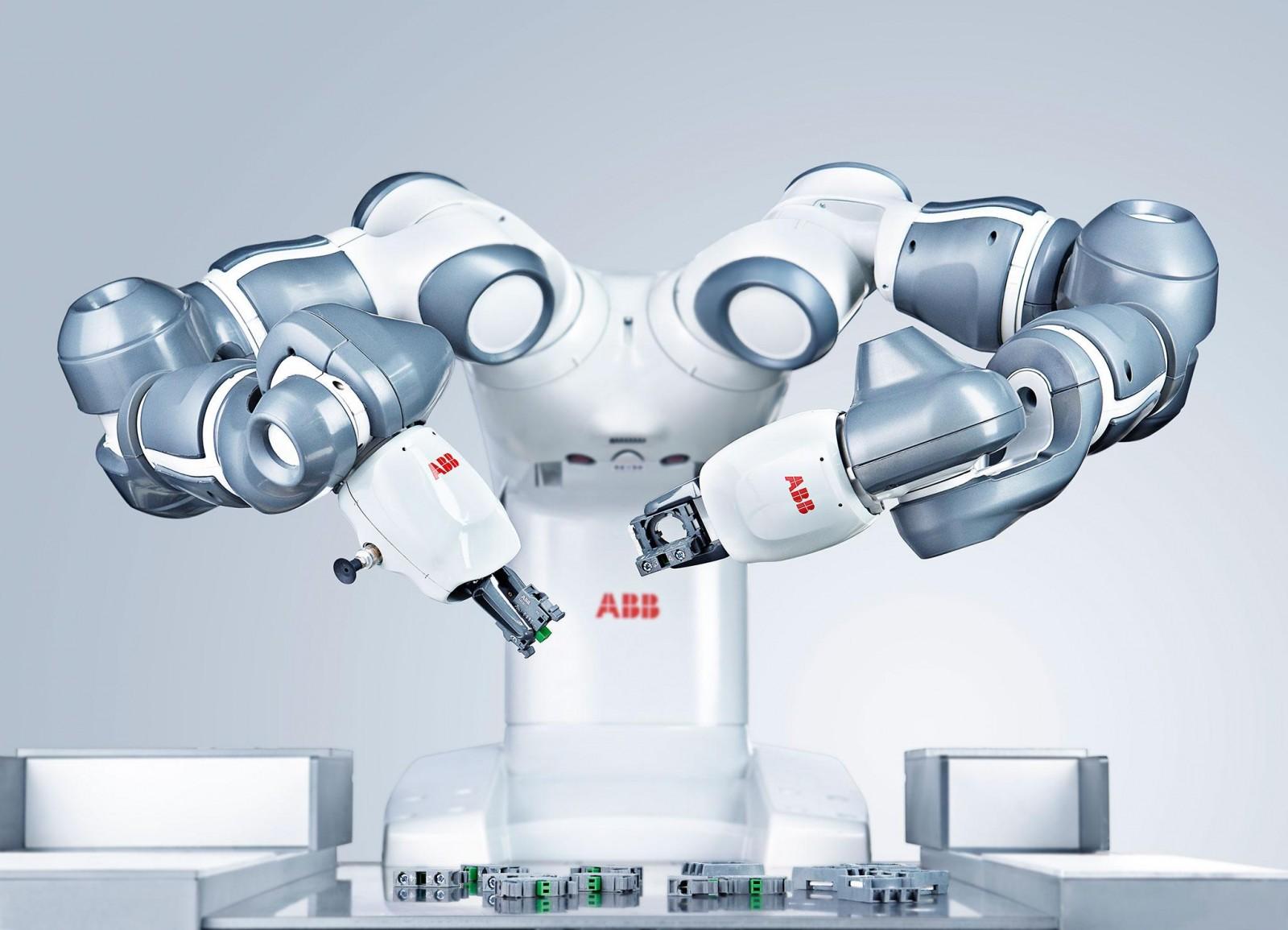 kereskedelmi robotok összeszerelése