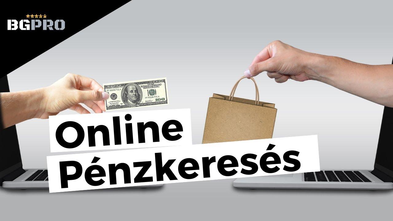 weboldal ahol pénzt kereshet példákkal