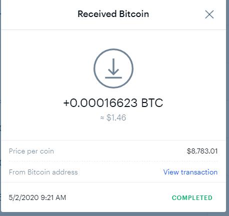 bitcoin cím minta)